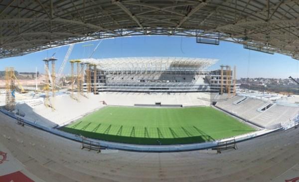 Stade de Sao Paulo