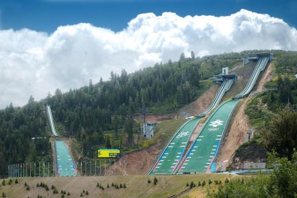 Salt Lake City - Utah Olympic Park