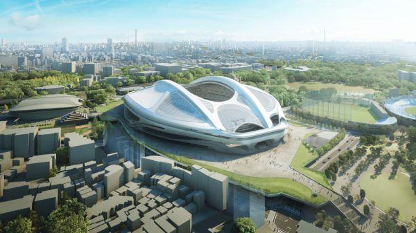 Tokyo 2020 - nouveau Stade Olympique
