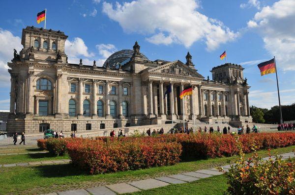 Berlin 2024 - Palais du Reichstag