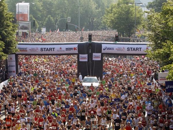 Hambourg - Marathon 2011