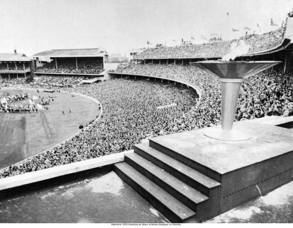 Melbourne 1956 - Cérémonie de clôture