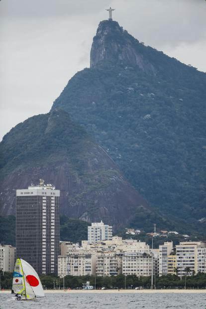 Rio 2016 - pain de sucre