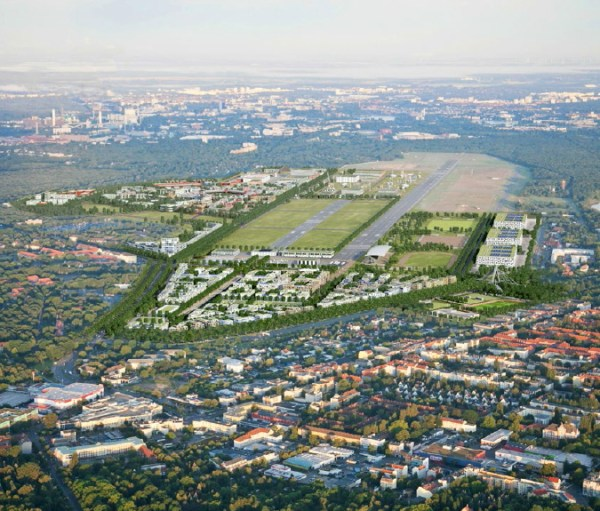 Berlin 2024 - Village Olympique