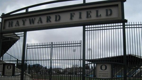 Eugene 2019 - Hayward Field Stadium