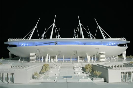 Euro 2020 - Stade de Saint-Pétersbourg