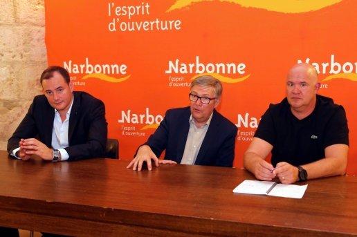 Narbonne - Bertrand Malquier - Didier Mouly - Marc Delpoux
