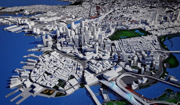 Boston 2024 - 3D