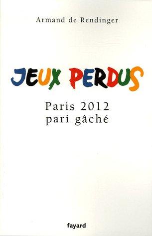 Paris perdus