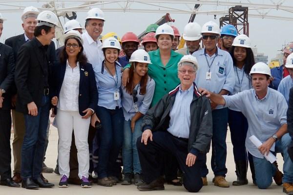 Rio 2016 - Commission de Coordination - octobre 2014