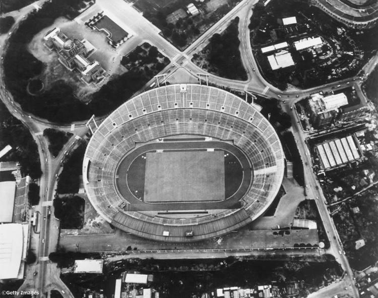 Tokyo 2020 - Stade National 1964