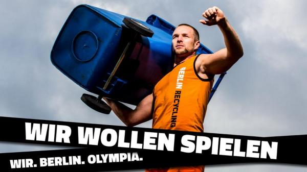 Berlin 2024 - campagne promotionnelle
