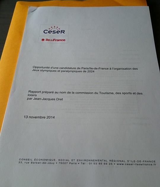 CESER - rapport