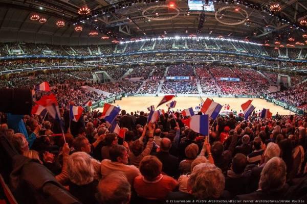 Lille - Coupe Davis 2