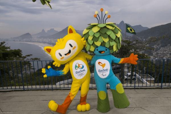 Rio 2016 - mascottes