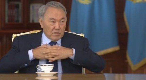 Almaty 2022 - Président du Kazakhstan