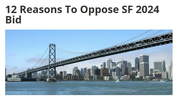 SF 2024 - opposition