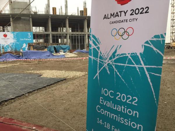 Almaty 2022 - visite
