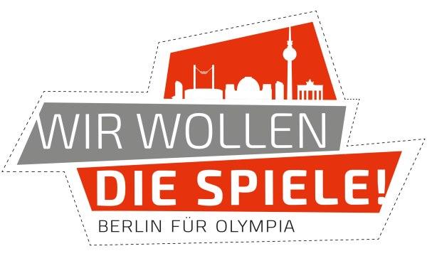 Slogan de la candidature de Berlin :