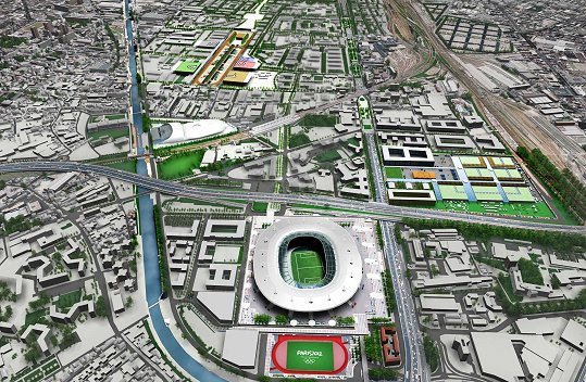 Paris 2012 - Stade de France