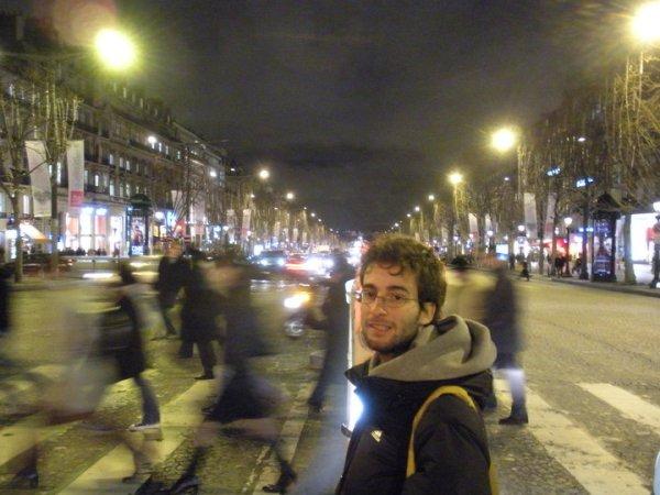 Alexandre Massi - Paris