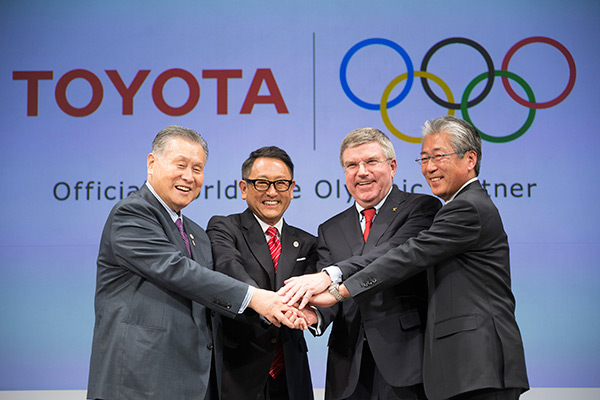 Toyota - TOP 2024