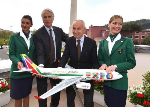 Alitalia - CONI
