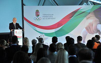 Budapest 2024 - discours du Maire