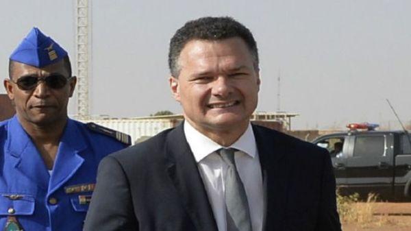 Antoine Anfré (Crédits - BBC Afrique)