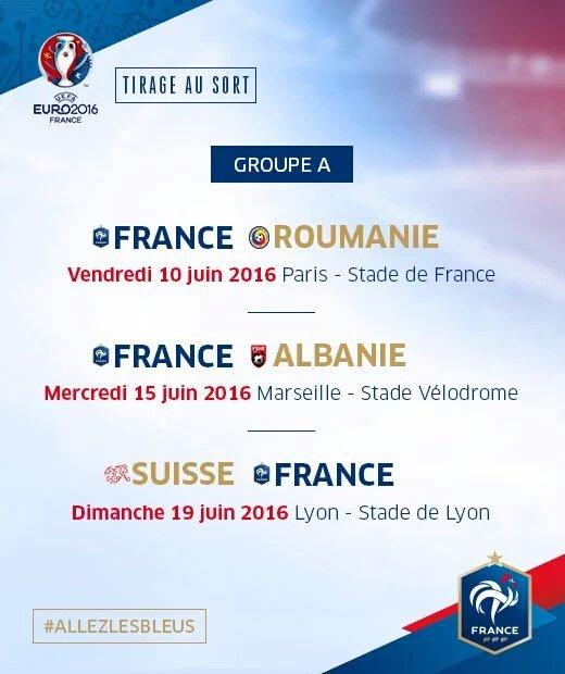 Euro 2016 - France