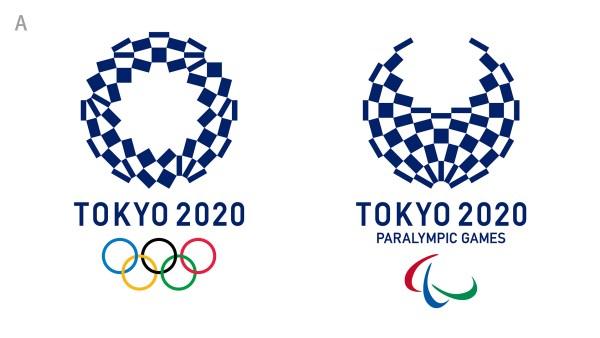 """""""Le Damier de l'Harmonie"""", emblèmes des Jeux Olympiques et Paralympiques de 2020 (Crédits – Tokyo 2020)"""