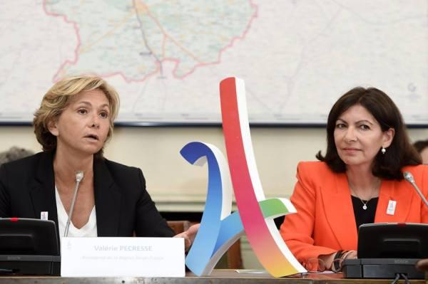 Valérie Pécresse et Anne Hidalgo (Crédits - Paris 2024)