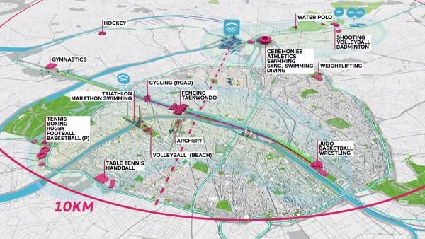 Plan global de Paris 2024