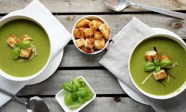 суп пюре на питьевой диете