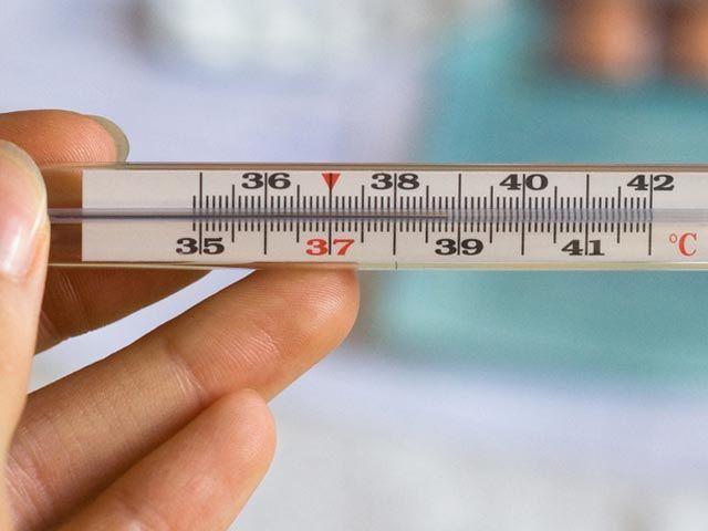 Температура тела в условиях физической нагрузки. Повышенная температура после тренировки На следующий день после тренировки поднялась температура