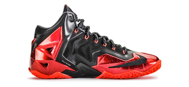 c8bb01bf91ca5 discount code for lebron 11 red and black 7560e 38ad1  germany nike lebron  11 red black 4 e9056 008f1