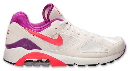 Nike Air Max 180 QS Summit WhiteLaser Crimson Magenta