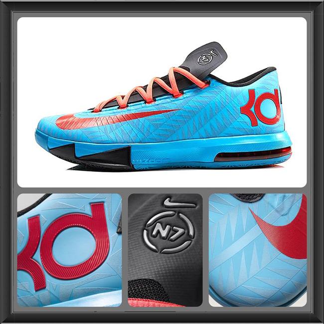 1f38a275256a Nike KD VI N7
