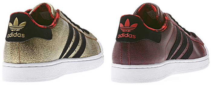 adidas superstar year of the horse