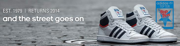 adidas Top Ten Returns in 2014