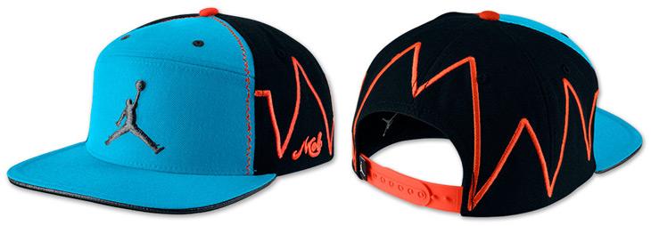 wholesale dealer bfa02 e4881 jordan-melo-10-snapback-hat