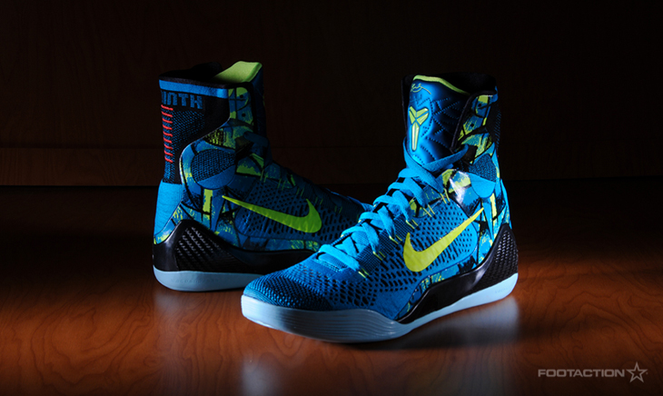 """newest collection 81503 f99f3 Nike Kobe 9 Elite """"Perspective"""""""