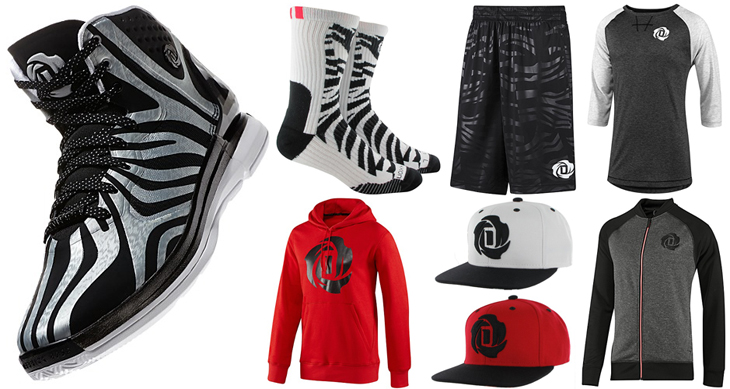 adidas derrick rose collection