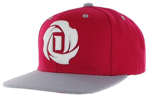 c02ced94629 adidas D Rose Snapback Hat Vivid Berry