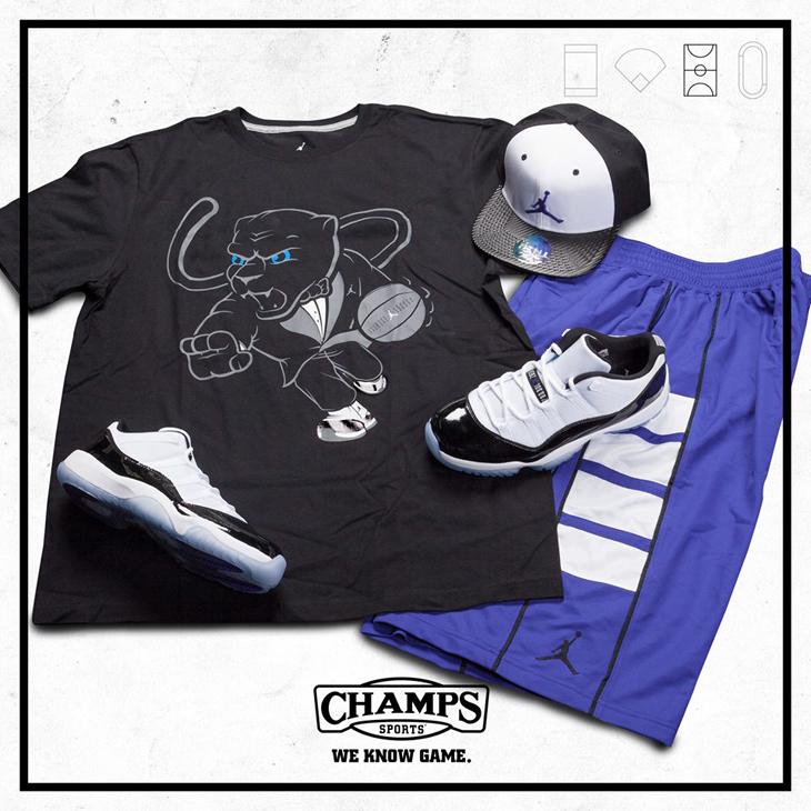 Air Jordan 11 Concord Clothes Sportfits Com