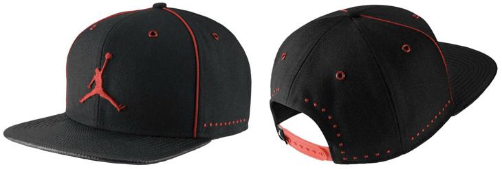 Air Jordan 2 Bred Snapback Hat  9ff7249aca4
