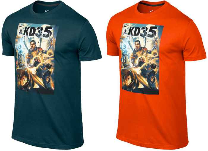 59ce64162308 Shirts to Wear with the Nike KD 6 Elite Hero