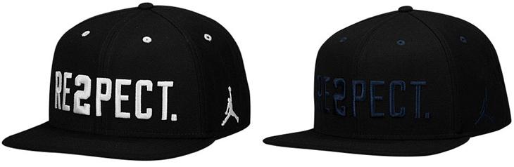 e313b9e8e163 Jordan Derek Jeter RE2PECT Cap. jordan-jeter-respect-hat