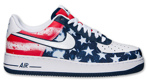 Nike Air Force 1 Low USA Independence Day  ebd14f821