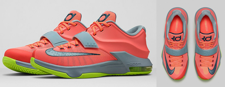 b811bc5c5cfa Nike Socks to Wear with the Nike KD 7 35000 Degrees